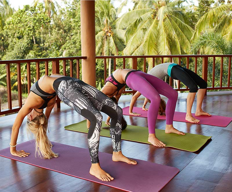 Routine - Yoga Shala